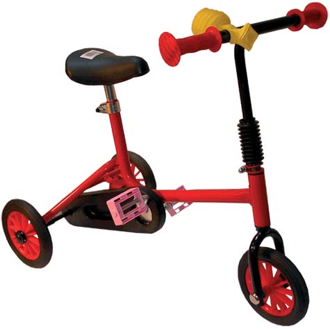 Tricycle Paja